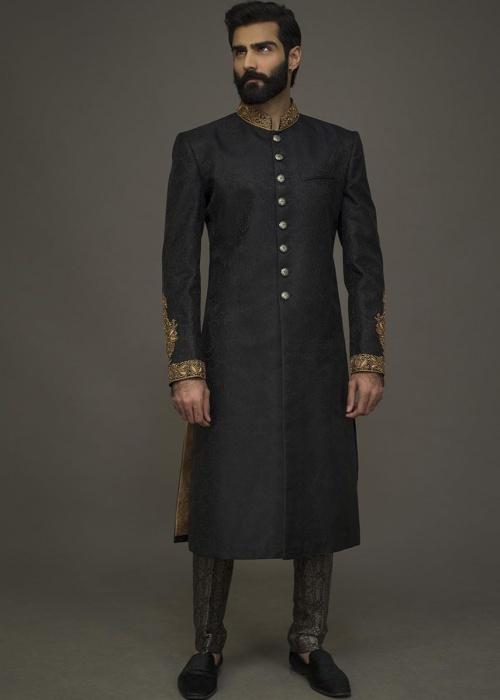 0001707_black-sherwani-kora-dabka-work